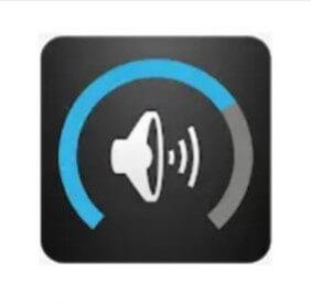 Slider Widget 音量